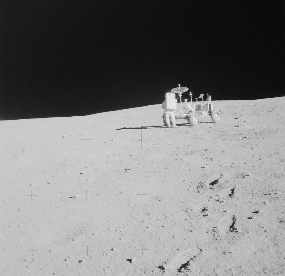 Apollon missiya foto NASA 16
