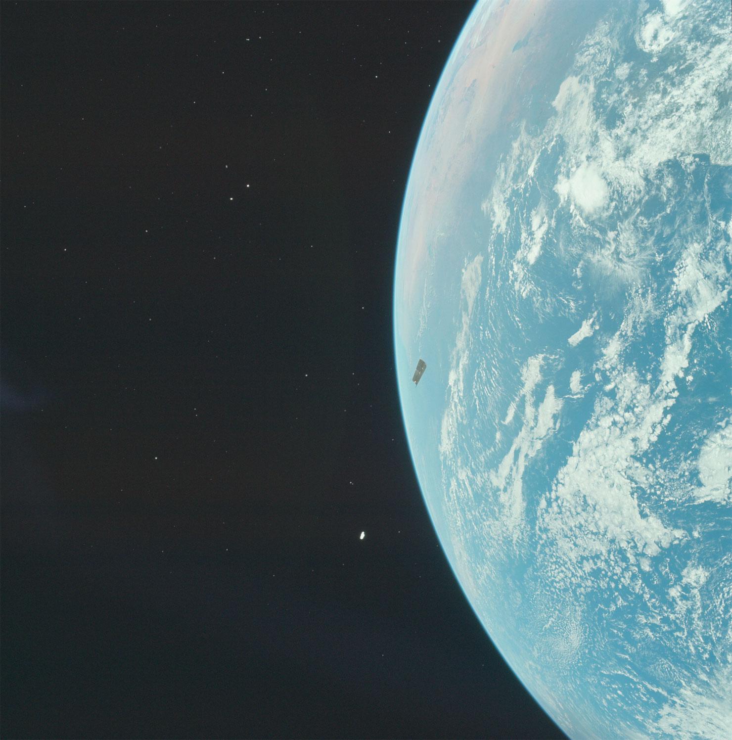 Apollon missiya foto NASA 17