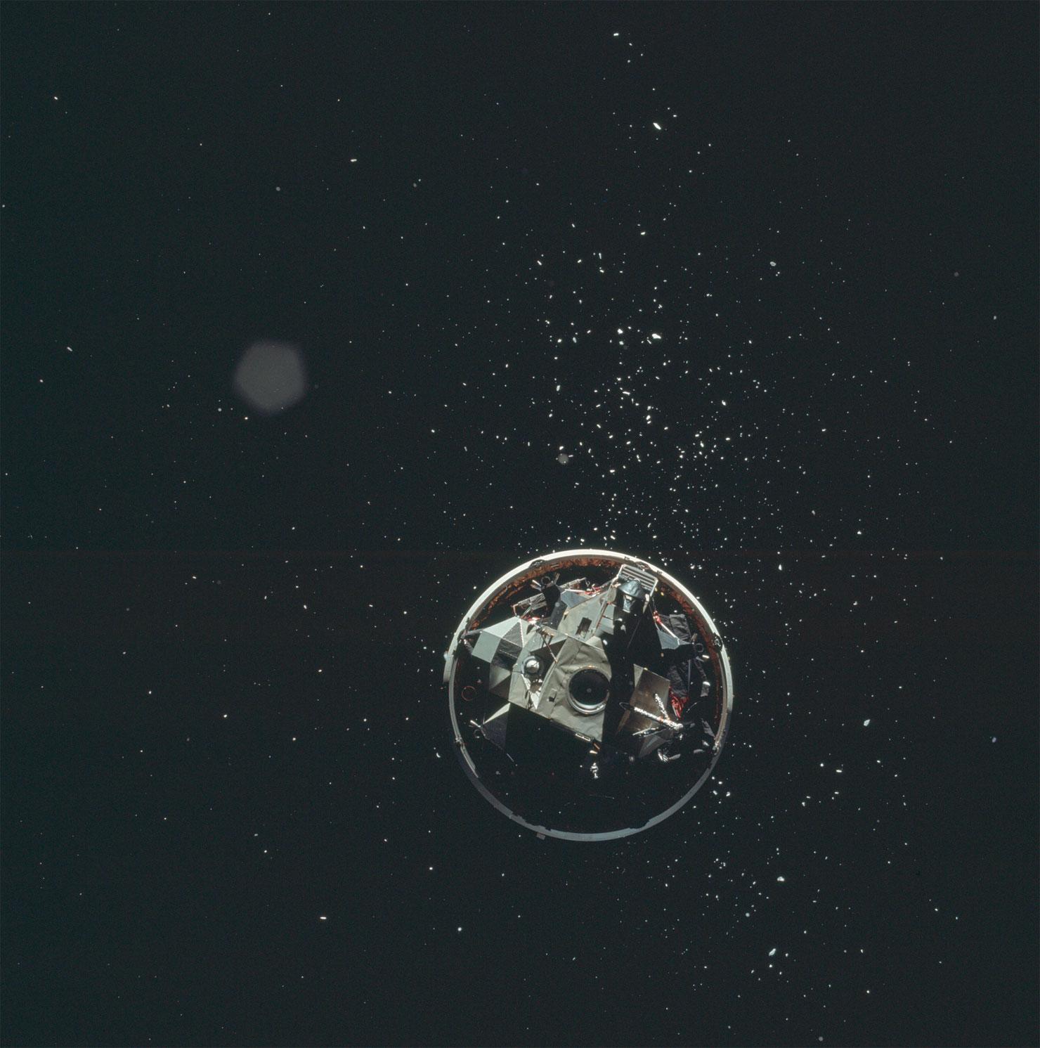 Apollon missiya foto NASA 18