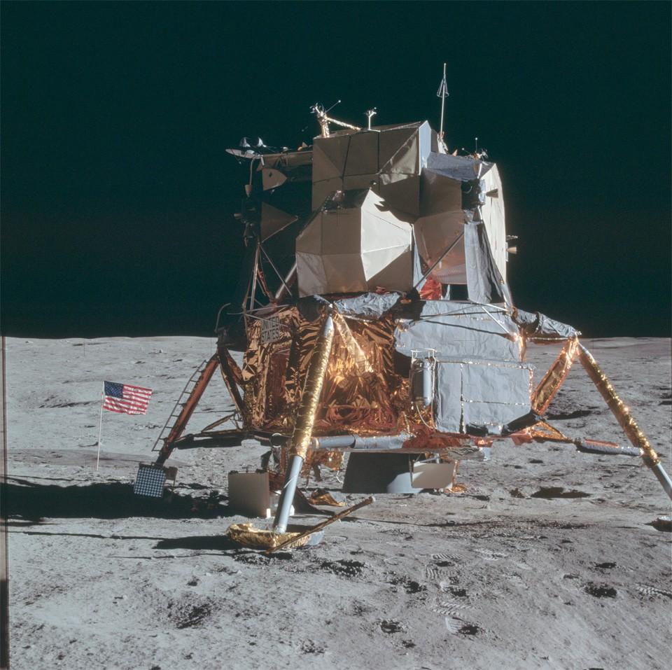 Apollon missiya foto NASA 24