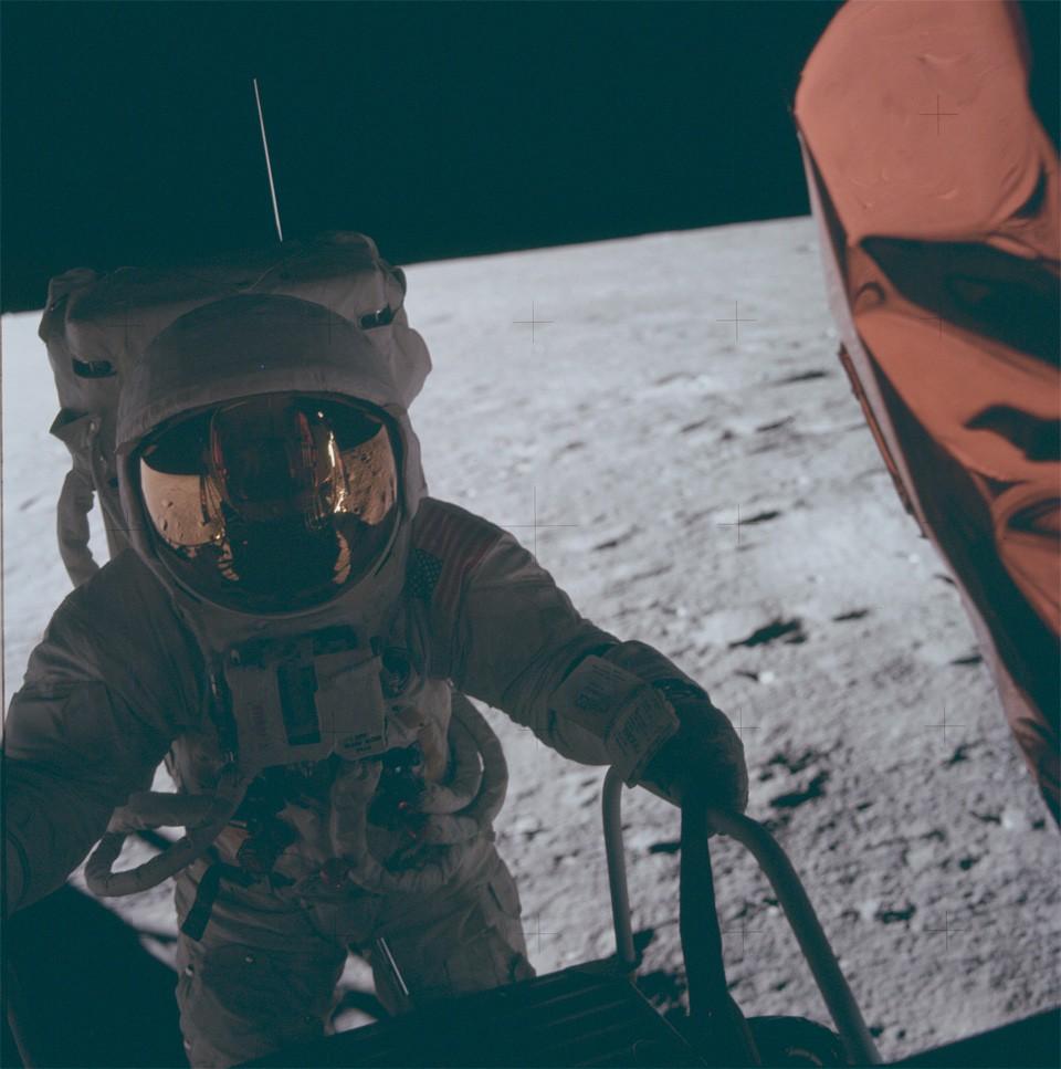 Apollon missiya foto NASA 25