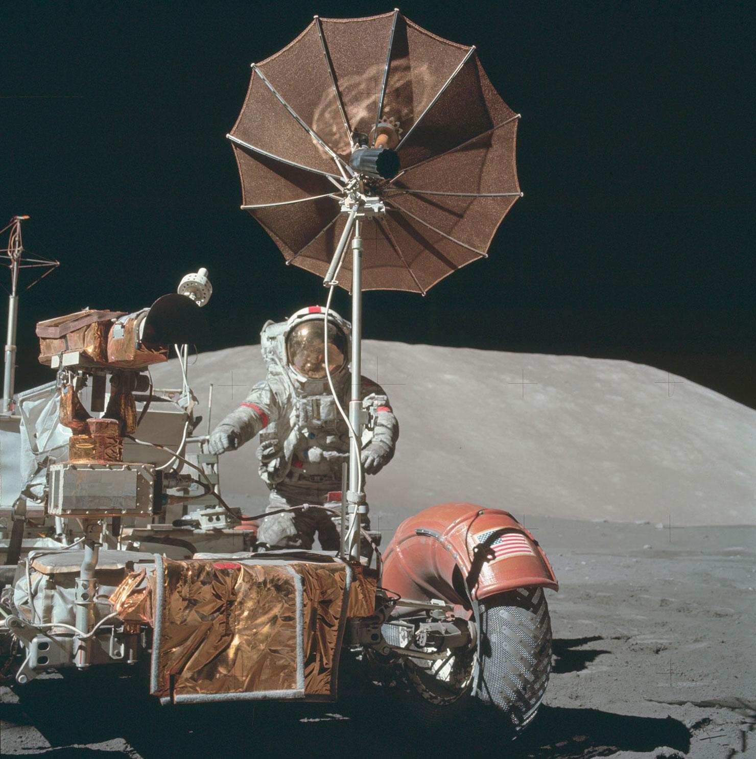 Apollon missiya foto NASA 3