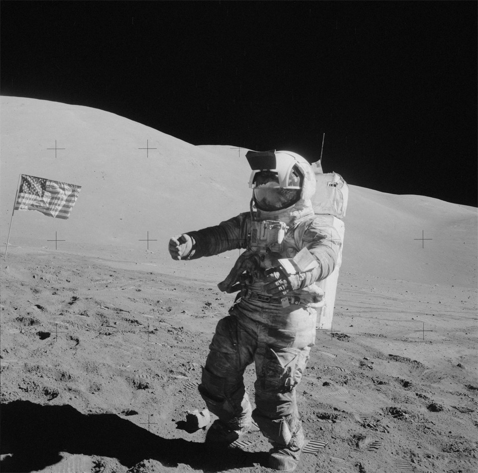 Apollon missiya foto NASA 30