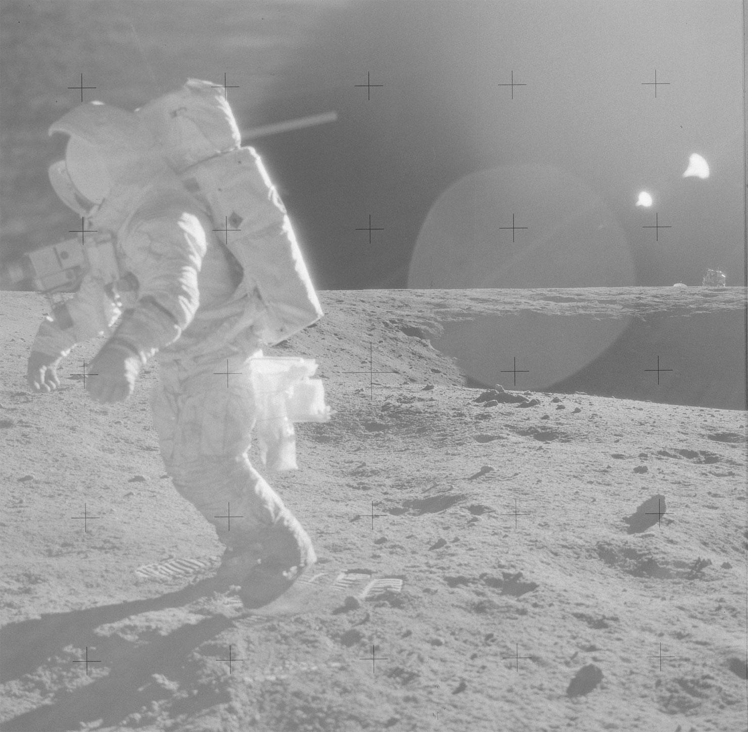 Apollon missiya foto NASA 31