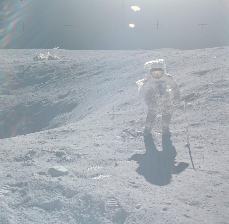Apollon missiya foto NASA 5