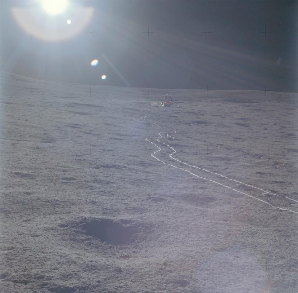 Apollon missiya foto NASA 7