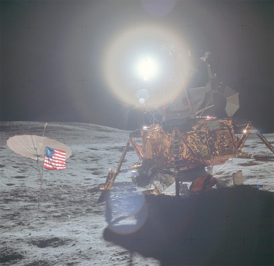 Apollon missiya foto NASA 8