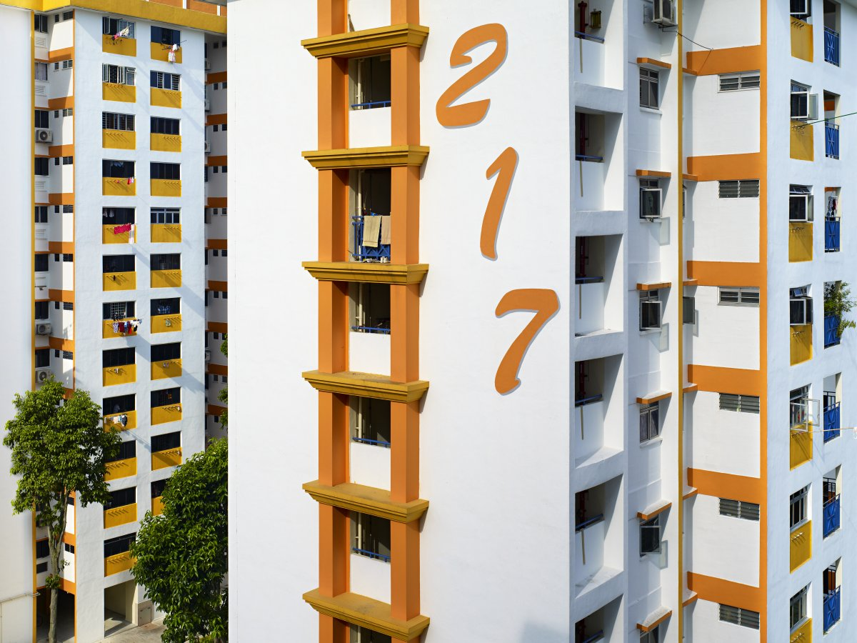 zhilye doma Singapura foto 10