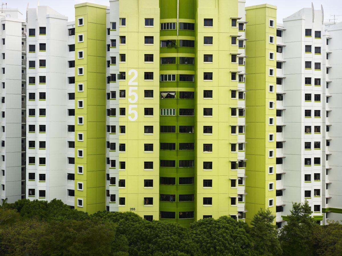 zhilye doma Singapura foto 14