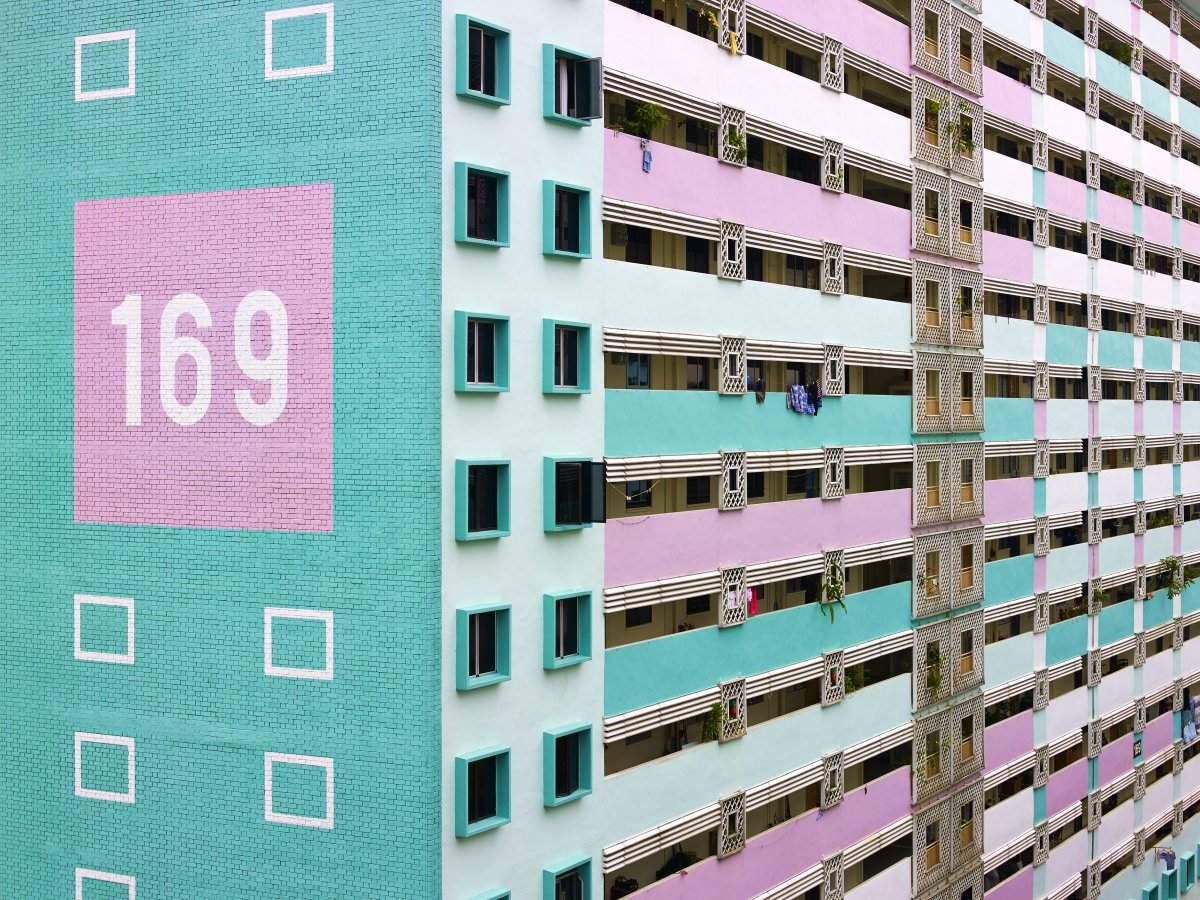 zhilye doma Singapura foto 2
