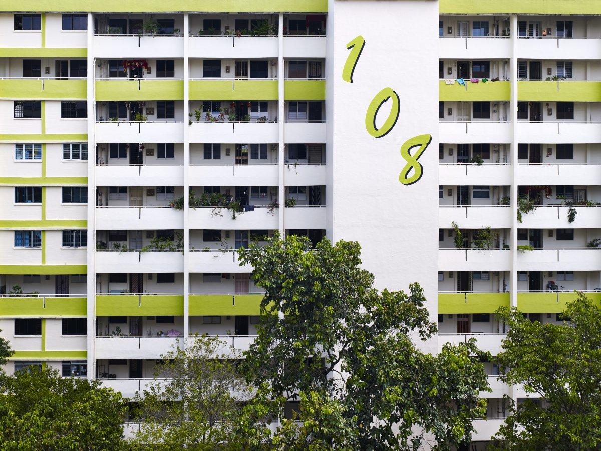 zhilye doma Singapura foto 3