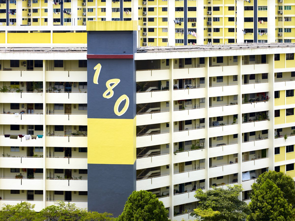 zhilye doma Singapura foto 7