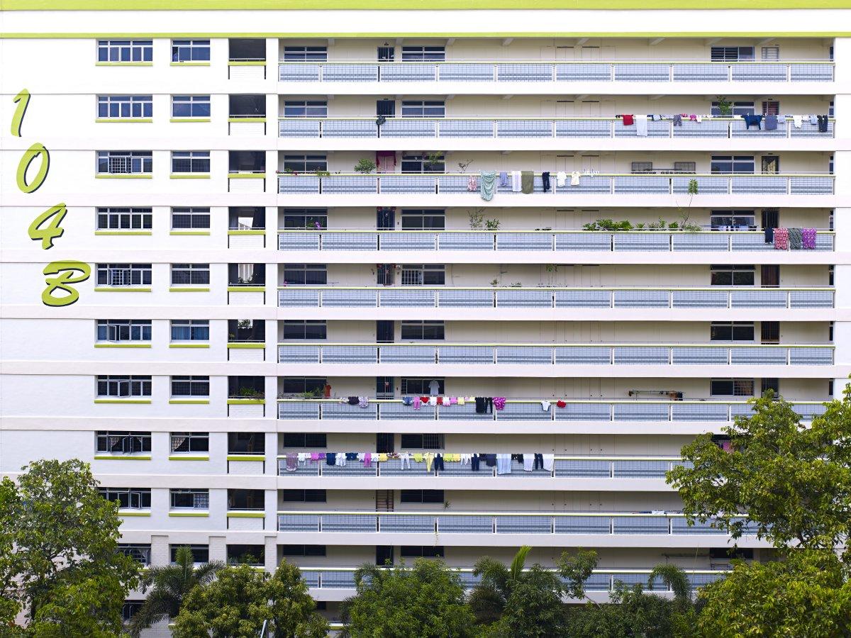 zhilye doma Singapura foto 8