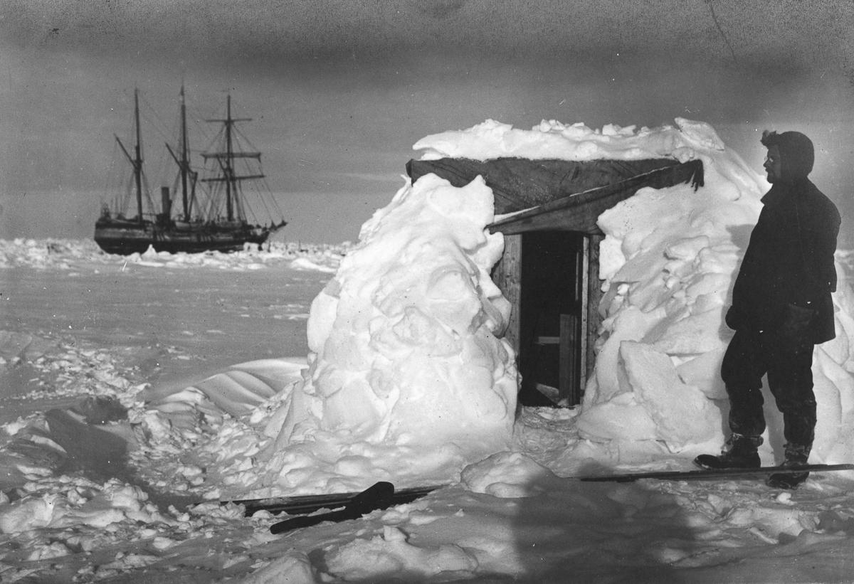 Fotografii Imperskoy transantarkticheskoy ekspeditsiey 13