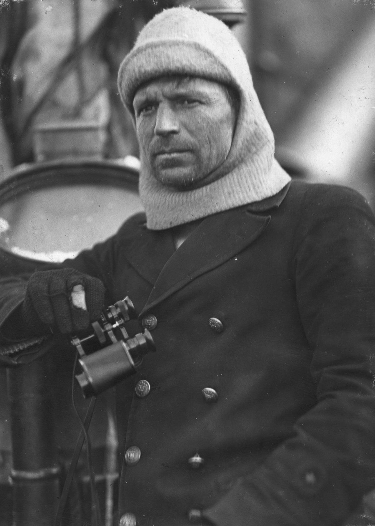 Fotografii Imperskoy transantarkticheskoy ekspeditsiey 15