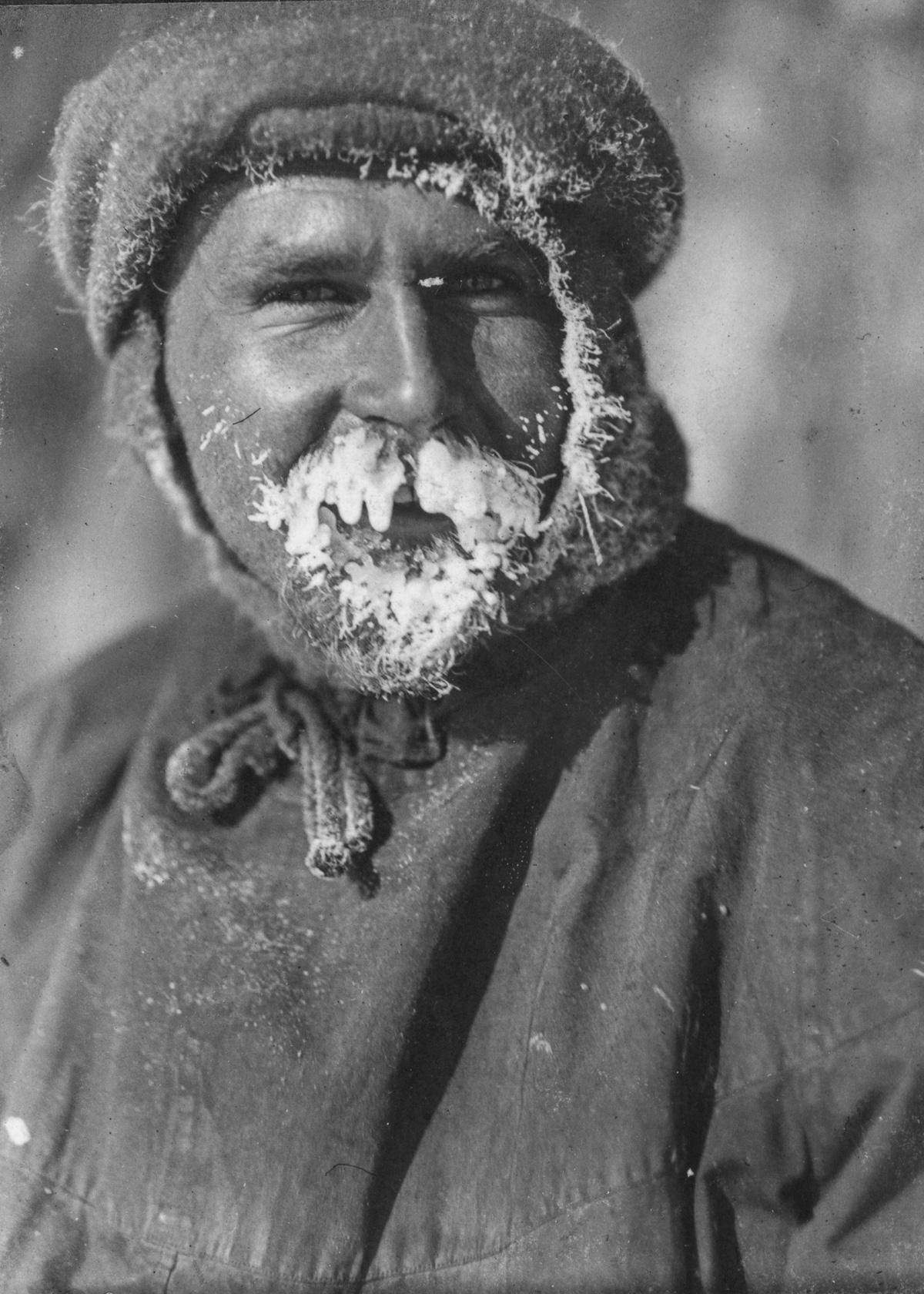 Fotografii Imperskoy transantarkticheskoy ekspeditsiey 20