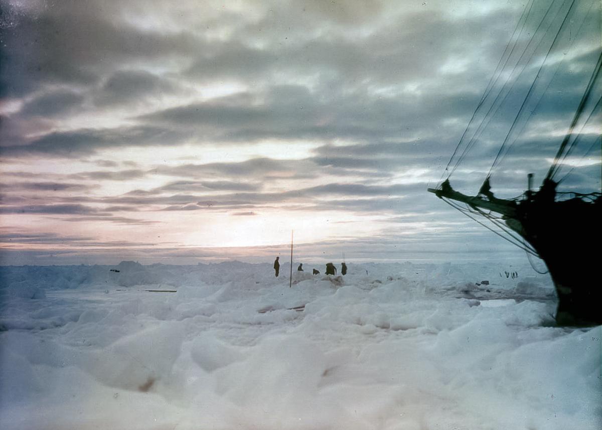 Fotografii Imperskoy transantarkticheskoy ekspeditsiey 39