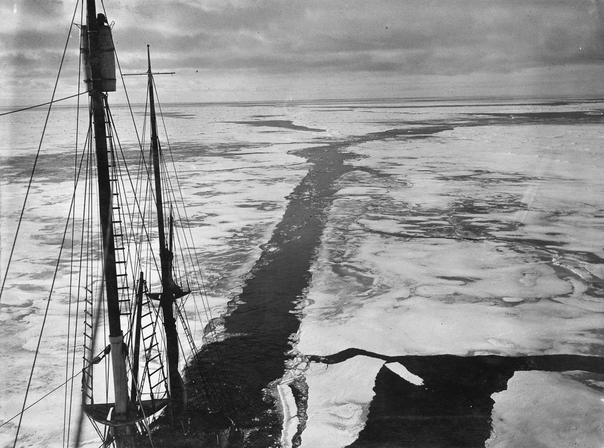 Fotografii Imperskoy transantarkticheskoy ekspeditsiey 5