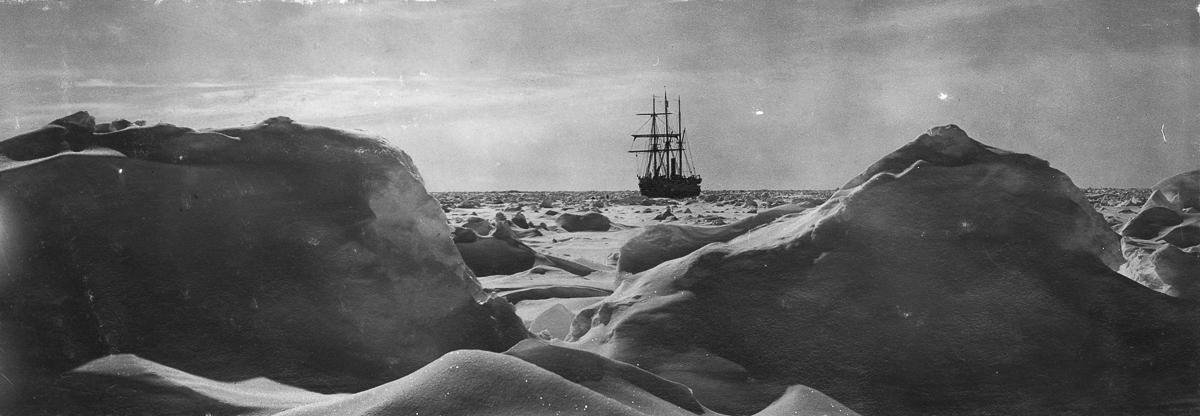 Fotografii Imperskoy transantarkticheskoy ekspeditsiey 9