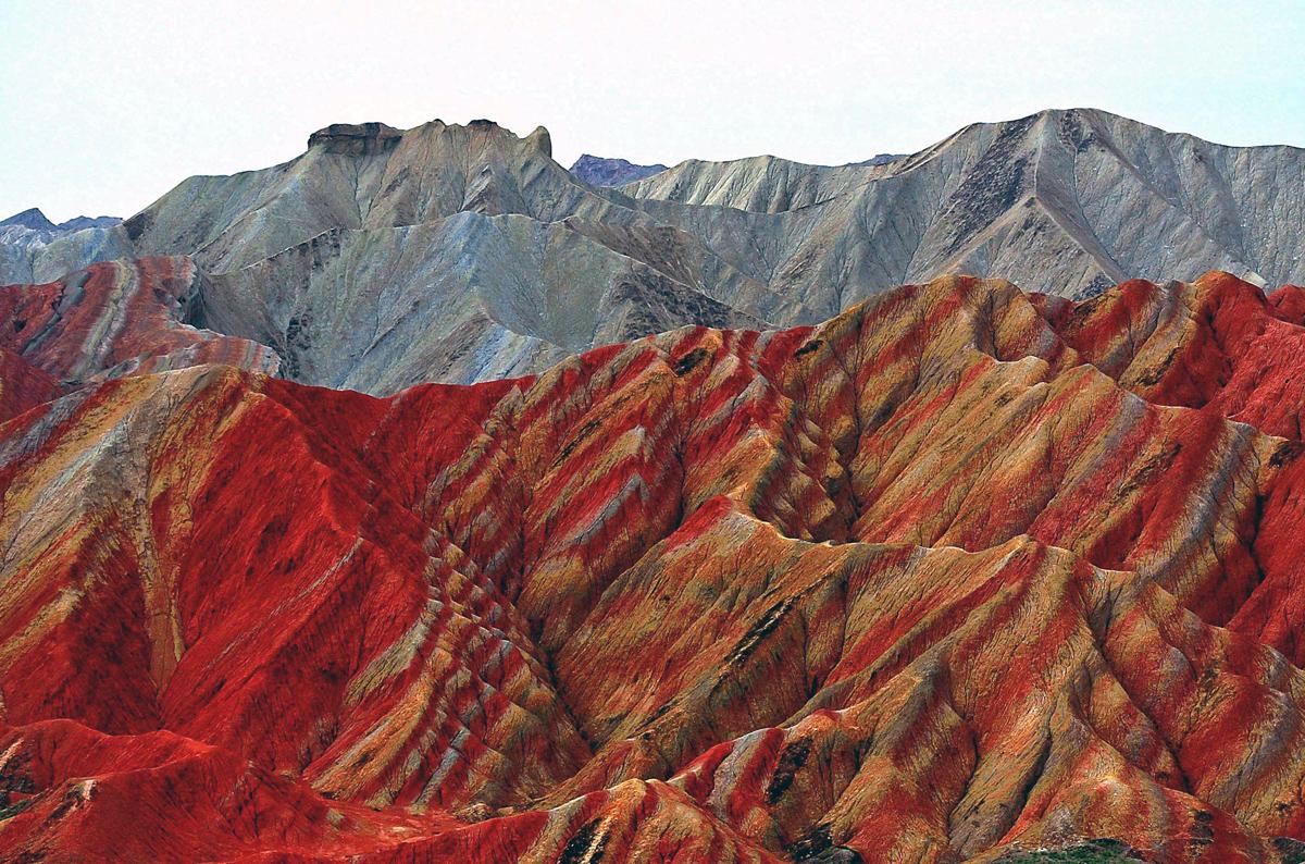 Peyzazhnye fotografii Gansu Kitay 1