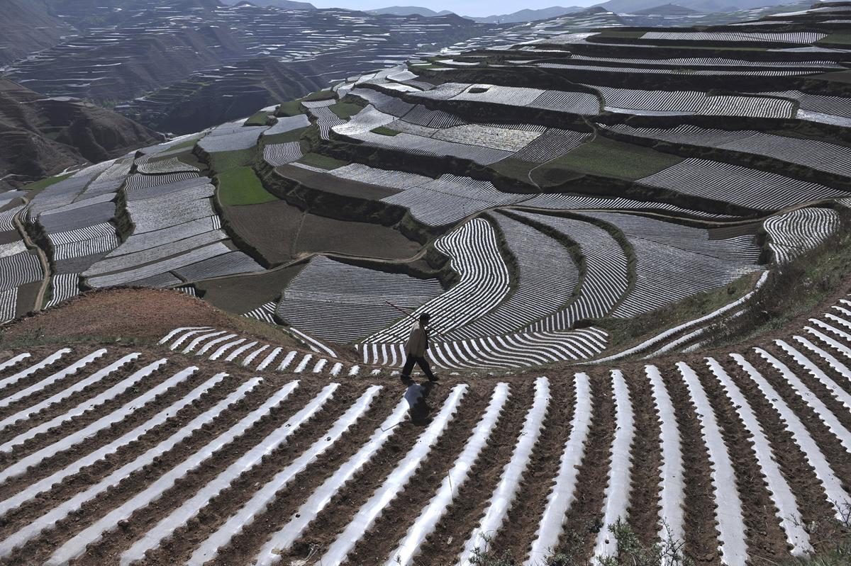 Peyzazhnye fotografii Gansu Kitay 15