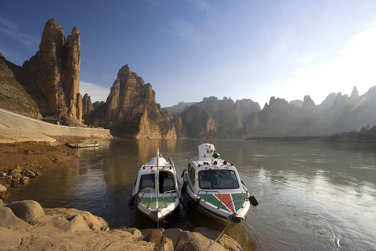 Peyzazhnye fotografii Gansu Kitay 16