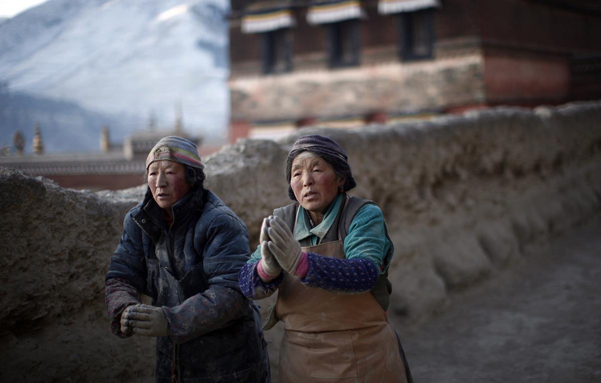 Peyzazhnye fotografii Gansu Kitay 27
