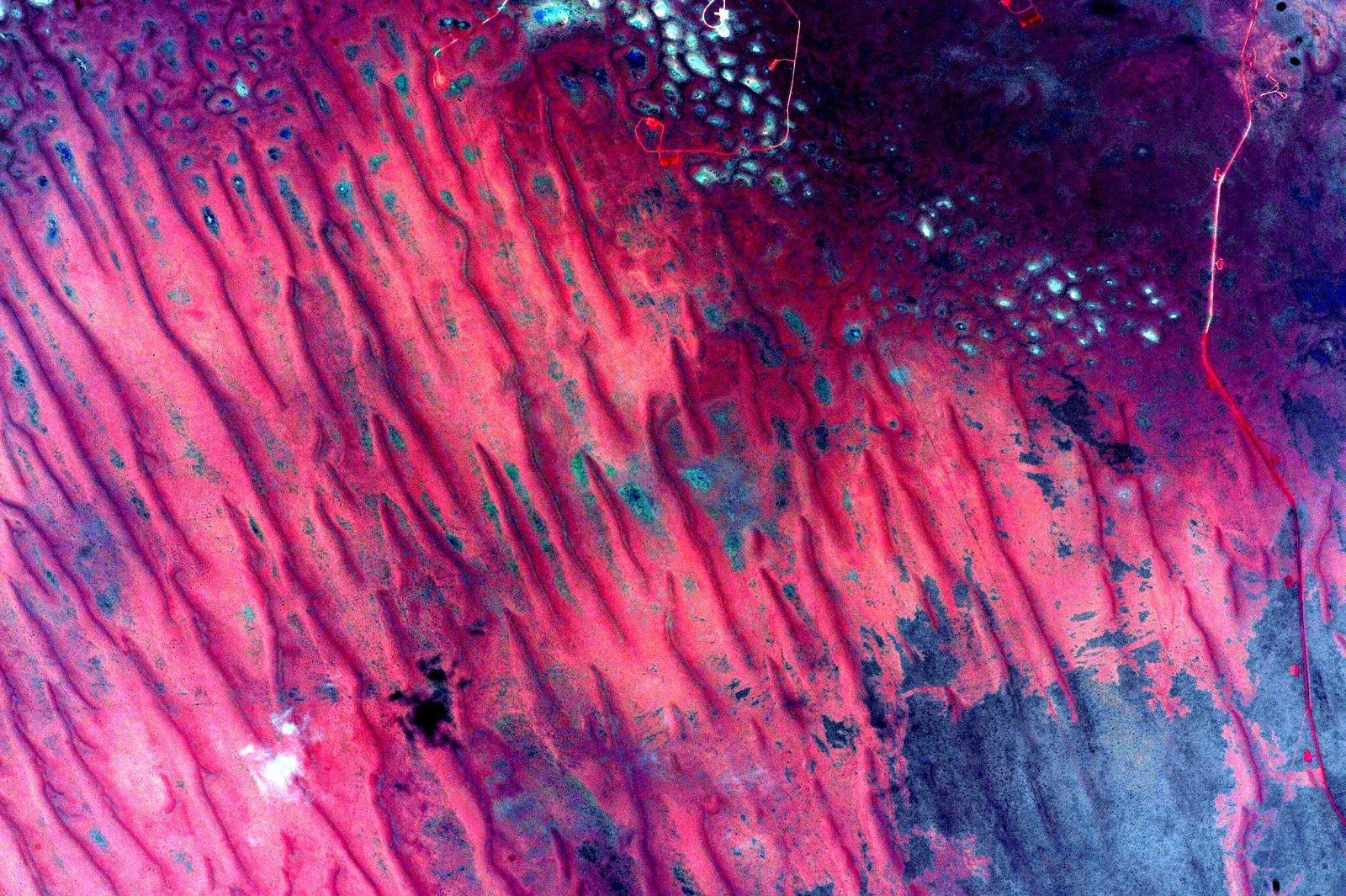 Фотографии Австралии из космоса 1
