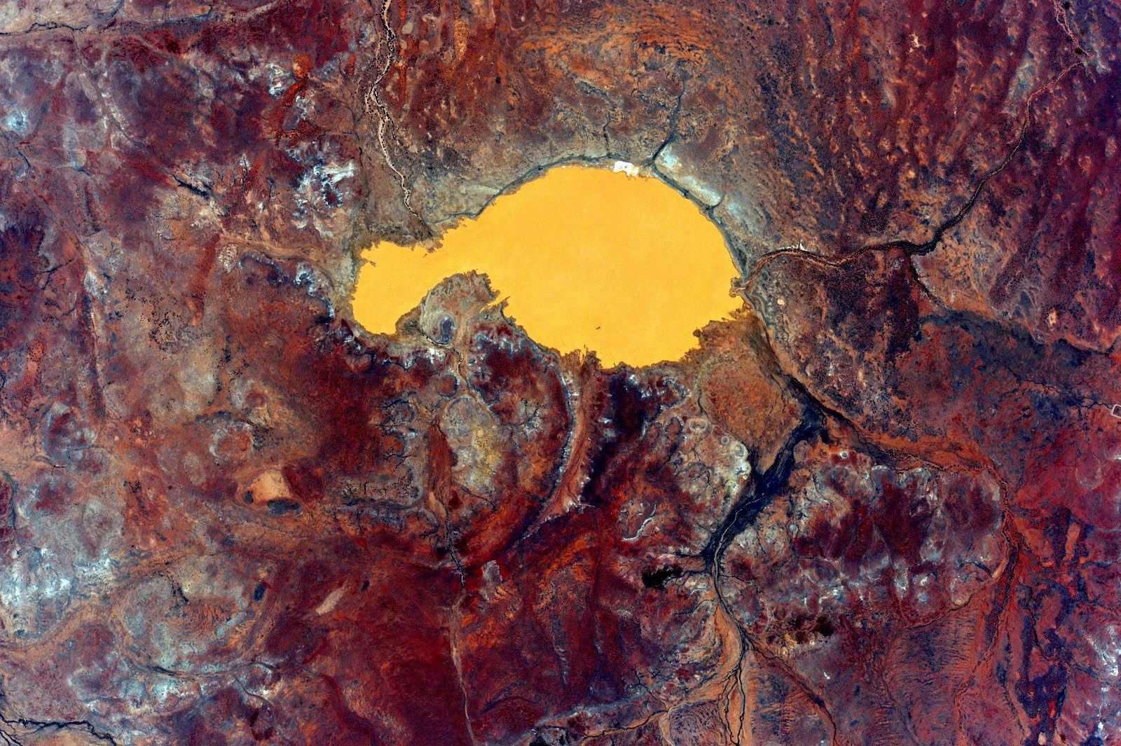 Фотографии Австралии из космоса 10
