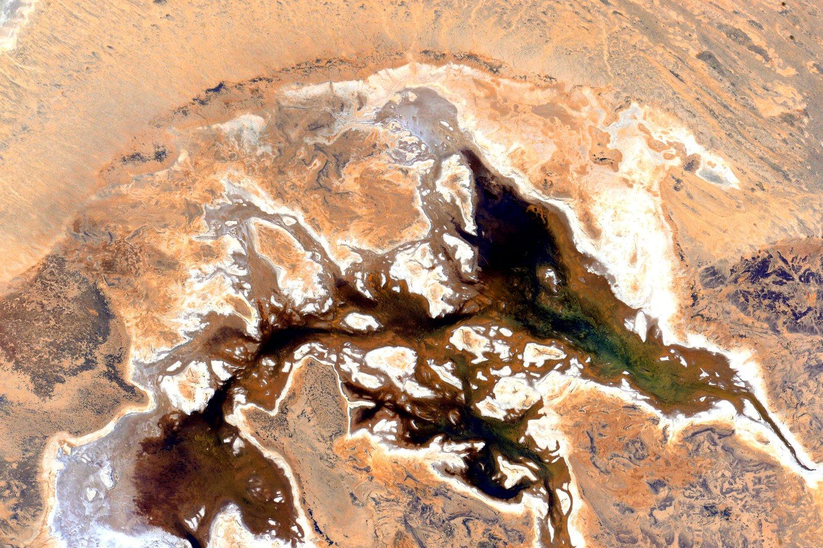 Фотографии Австралии из космоса 3