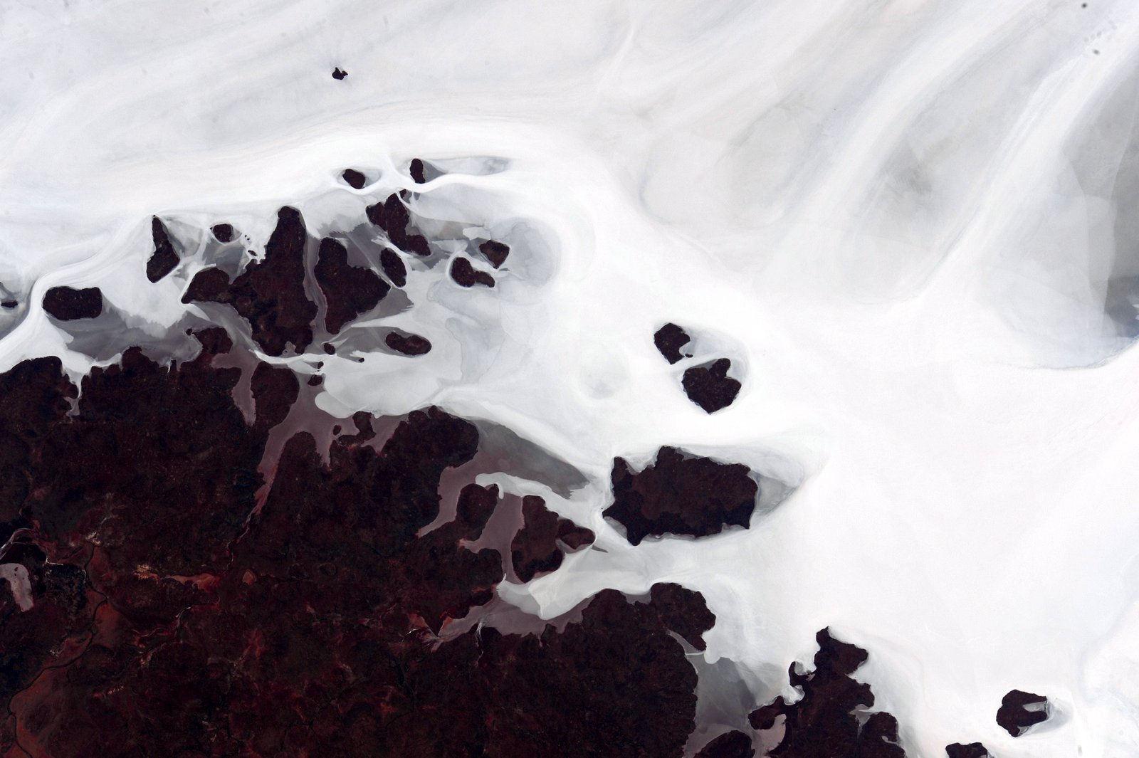 Фотографии Австралии из космоса 5