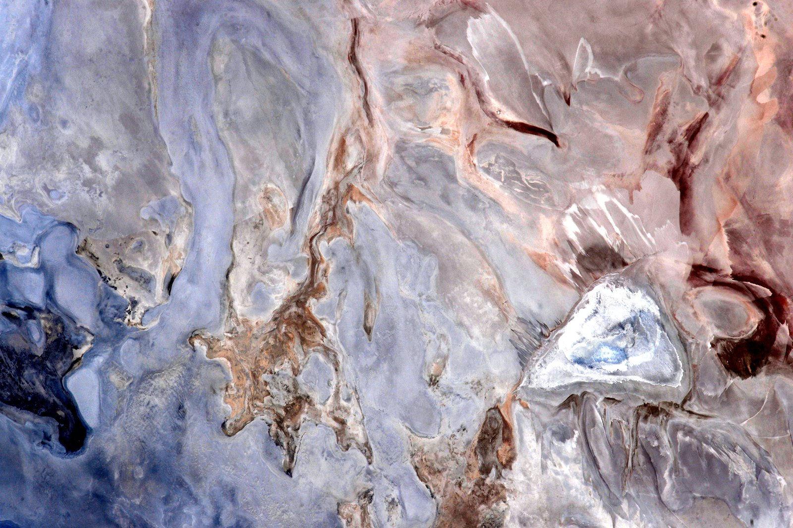 Фотографии Австралии из космоса 6