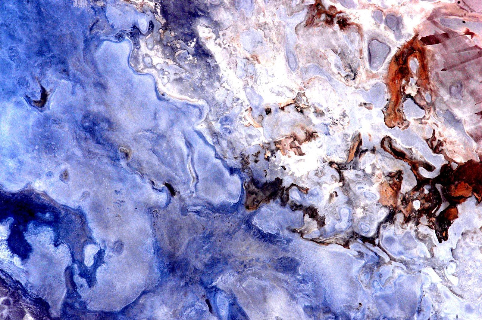 Фотографии Австралии из космоса 7