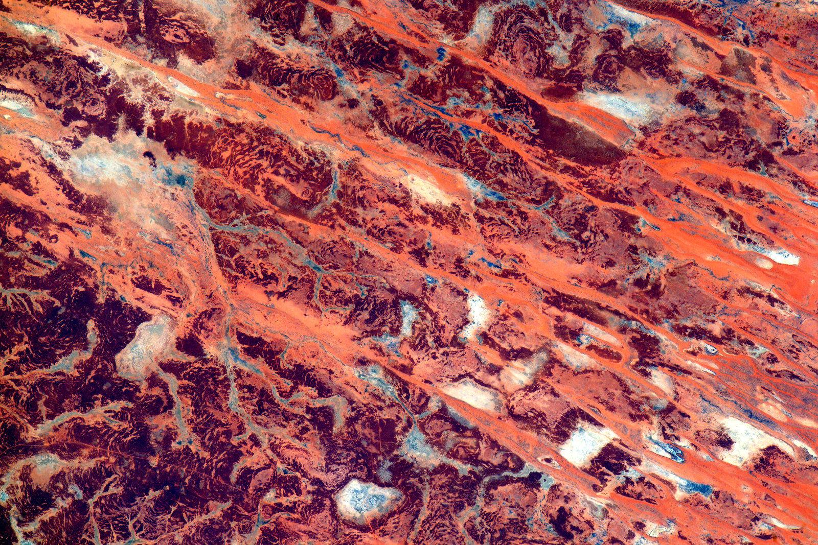 Фотографии Австралии из космоса 9