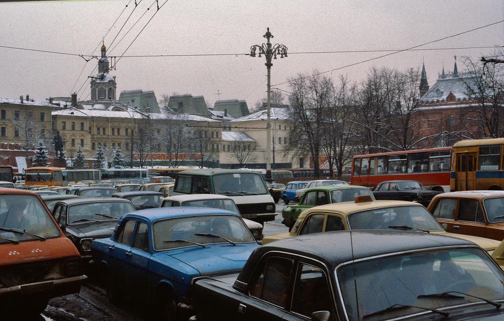 Moskva SSSR foto 13