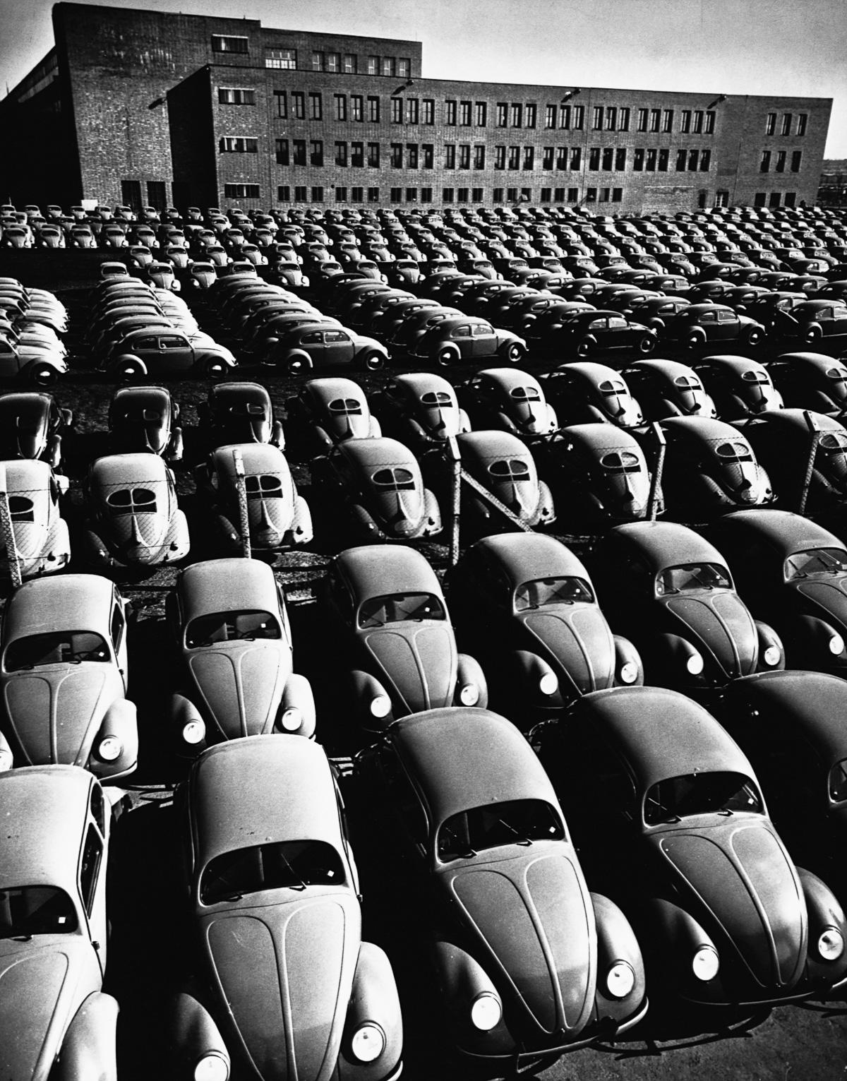 avtomobil Folksvagen Zhuk 1