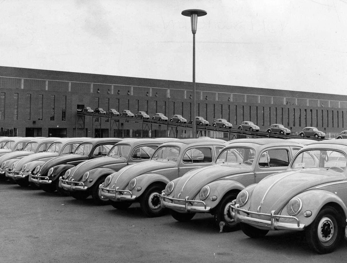 avtomobil Folksvagen Zhuk 13