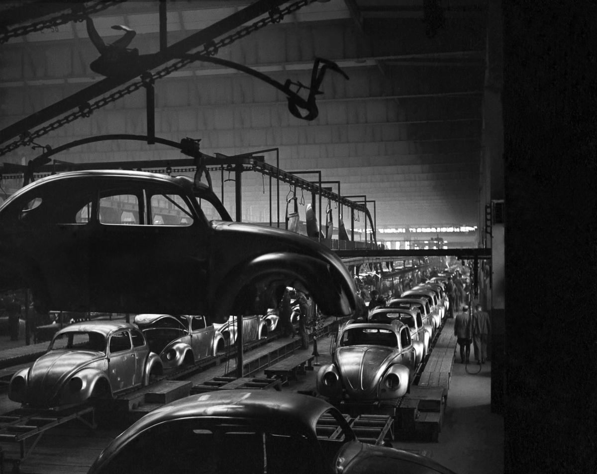 avtomobil Folksvagen Zhuk 6