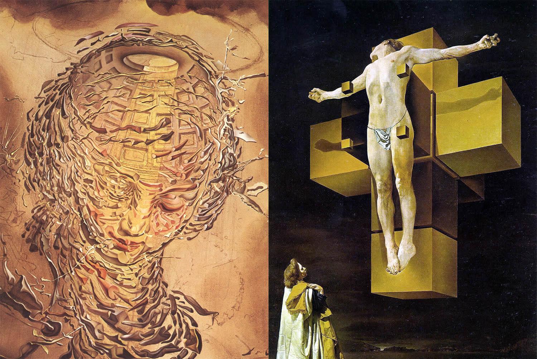 kartiny i fobii Salvadora Dali 10