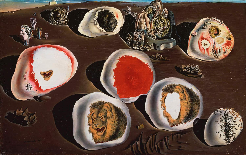kartiny i fobii Salvadora Dali 5