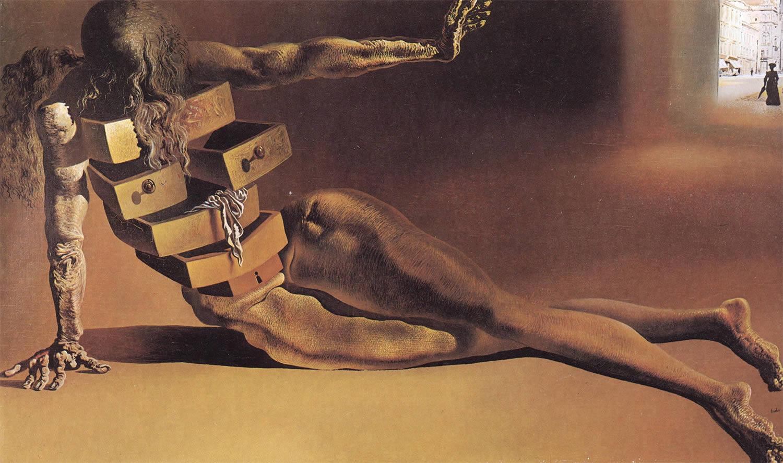 kartiny i fobii Salvadora Dali 8