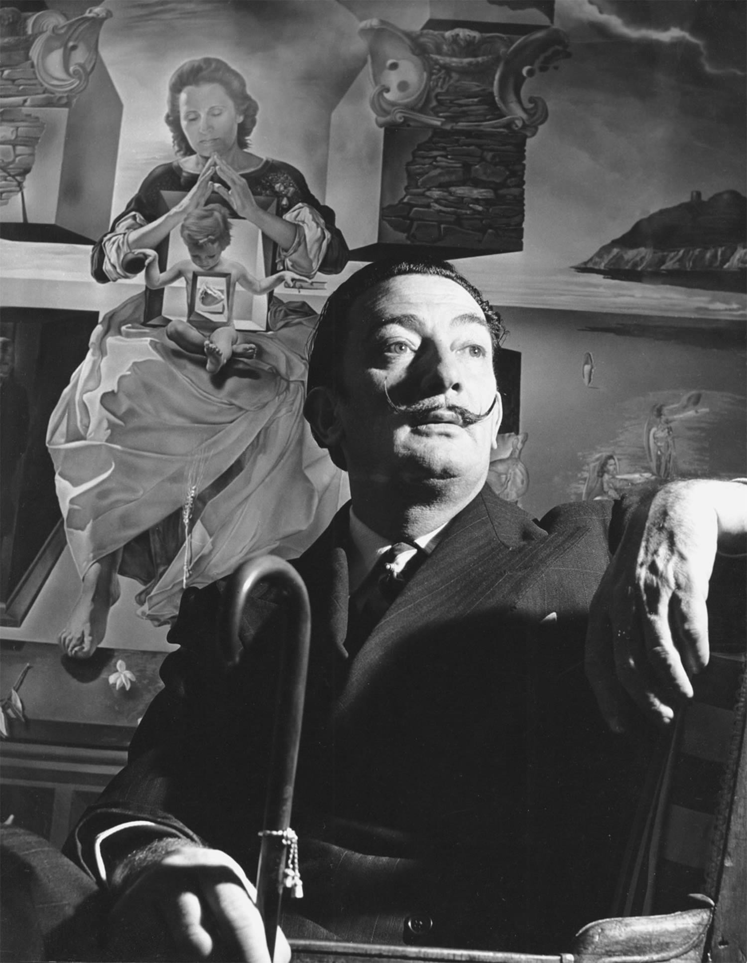 kartiny i fobii Salvadora Dali 9