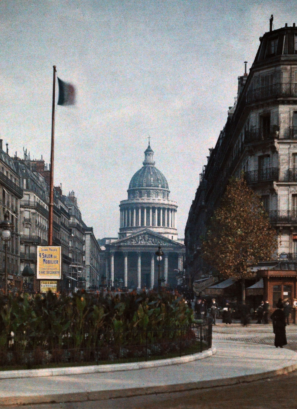 Avtohromnye fotografii Parizha 26