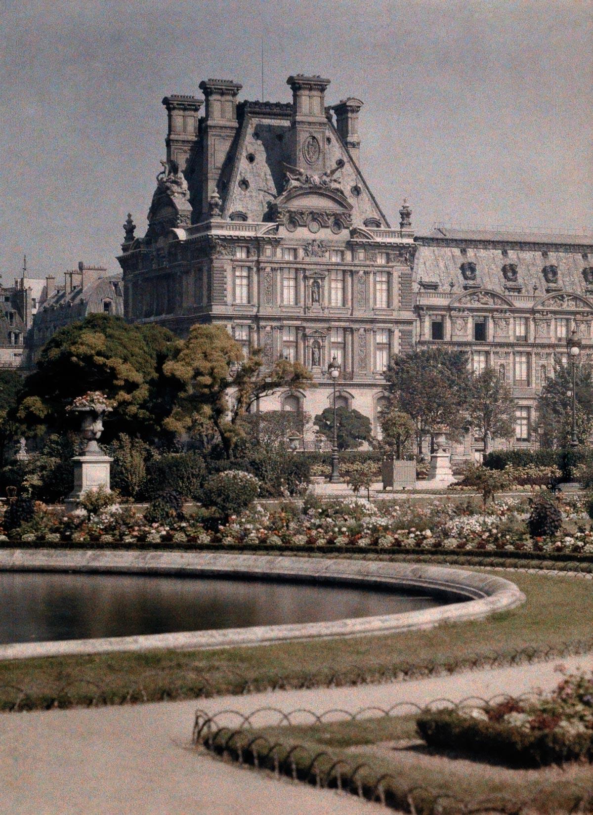 Avtohromnye fotografii Parizha 28