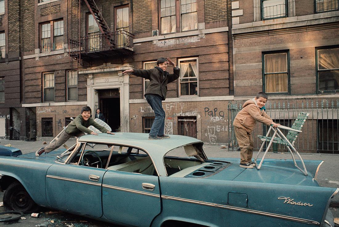 Nyu York fotograf Kamilo Hose Vergara 1