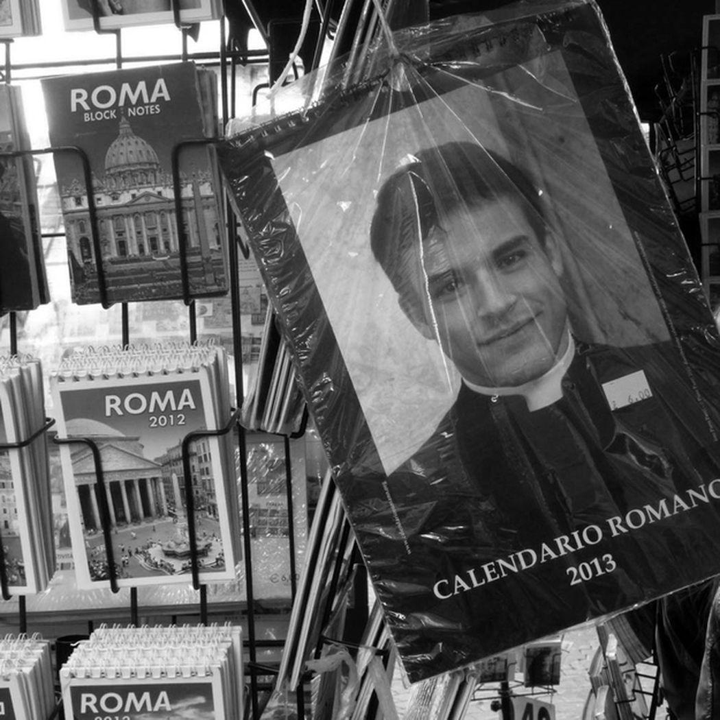 vatikanskie svyaschenniki Calendario Romano 2