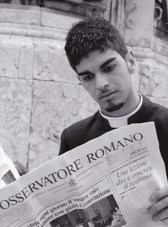 vatikanskie svyaschenniki Calendario Romano 9