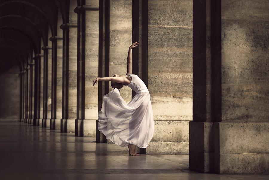 Великолепные портреты гимнастов и танцоров. Фотограф Димитрий Рулланд