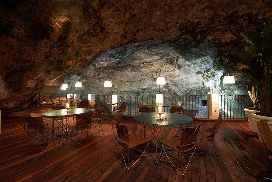 Гротта Палаццезе – один из самых живописных ресторанов Италии-2