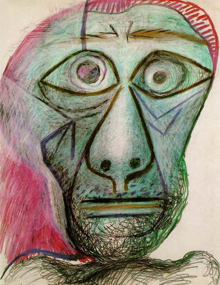 pablo-picasso-self-portraits-chronology-4